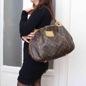 Authentic Louis Vuitton Galliera PM shoulder bag